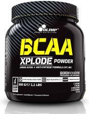 f-olimp-bcaa-xplode-500g Suplementacja BCAA- dawkowanie i działanie.