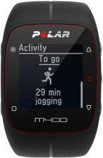 f-polar-m400-czarny Top 5 najlepsze pulsometry do 750zł- ranking