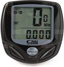 f-gearbest-sunding-sd-548c-14-functions-wireless-bicycle-computer-odometer Top 5 najlepsze liczniki rowerowe do 100zł- ranking