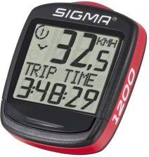 f-sigma-baseline-1200-czerwony Top 5 najlepsze liczniki rowerowe do 100zł- ranking