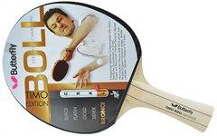rakietka-do-ping-ponga-butterfly-timo-boll-bronce TOP 10 - najlepsze paletki do ping ponga do 100 i 200 zł - ranking