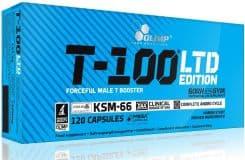 f-olimp-booster-testosteronu-t-100-ltd-edition-120 Testosteron prolongatum - dla kogo? Korzyści, efekty na siłowni i skutki uboczne